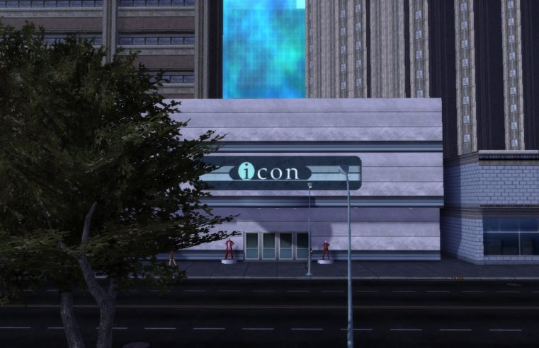 City of Heroes Icon