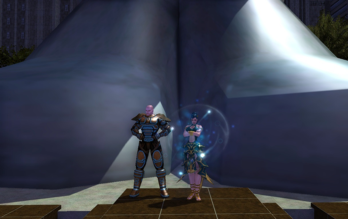 The Synergist Archetype Announced for City of Heroes