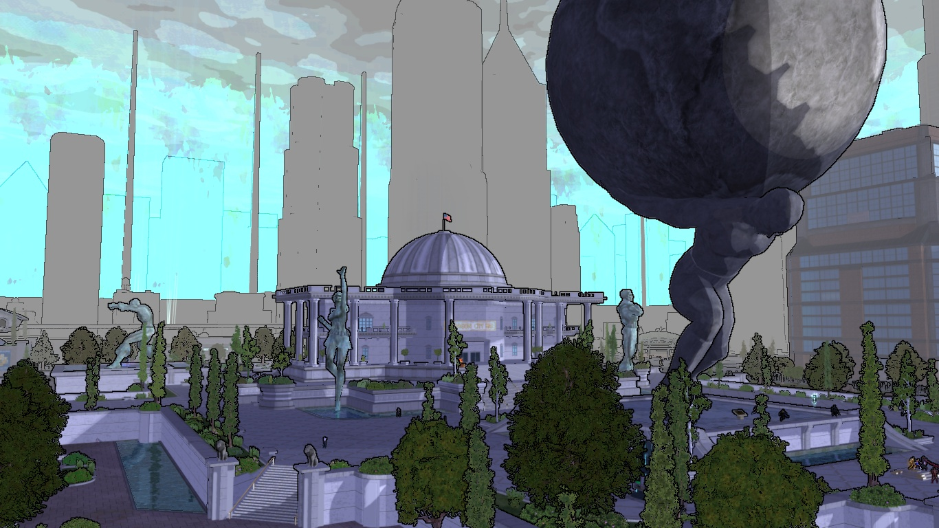 Unfinished City of Heroes Animations Uncovered
