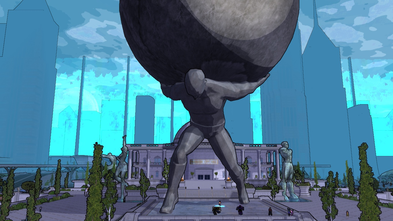 Official City of Heroes Homecoming Statistics
