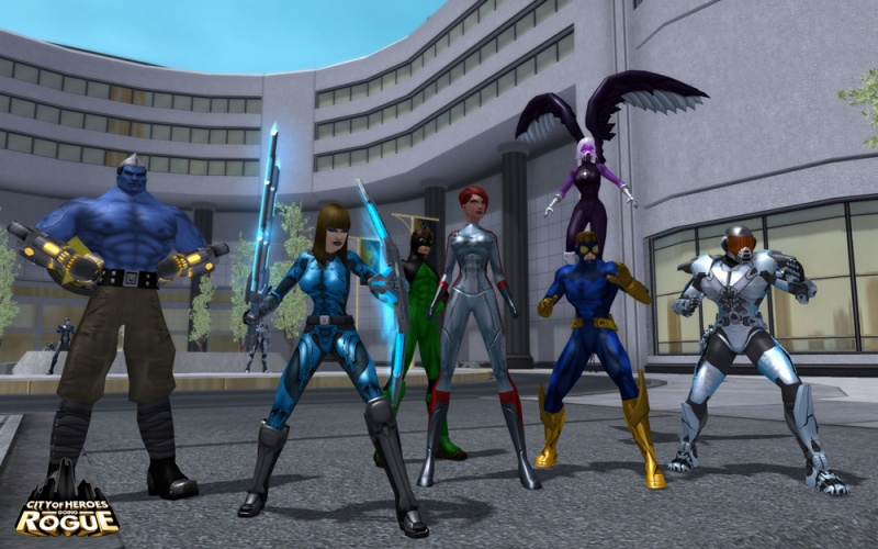 August 17 – City of Heroes Going Rogue
