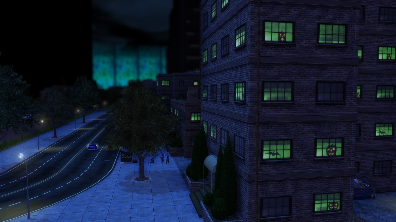 Guide to City of Heroes Halloween