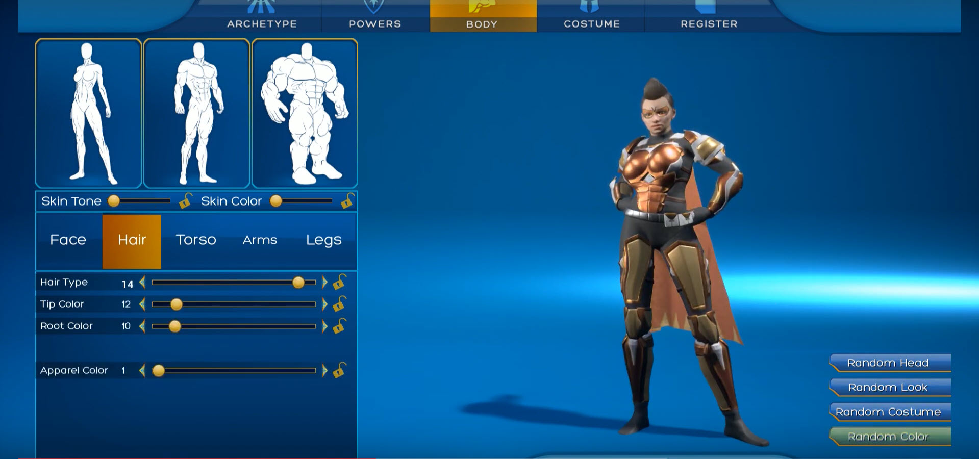Ship of Heroes Character Creator Beta Date Announced