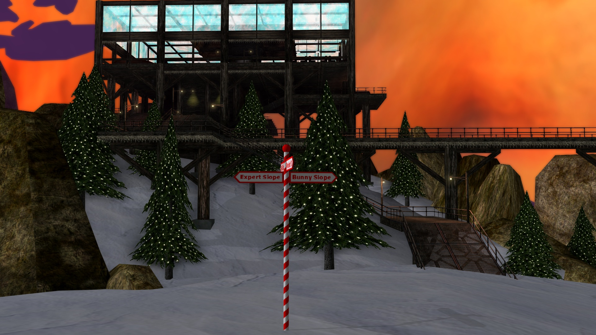 Guide to City of Heroes Winter Event