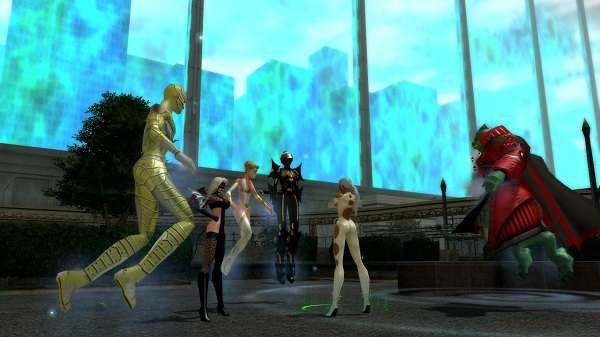How to Play City of Heroes: A Guide to the New Servers