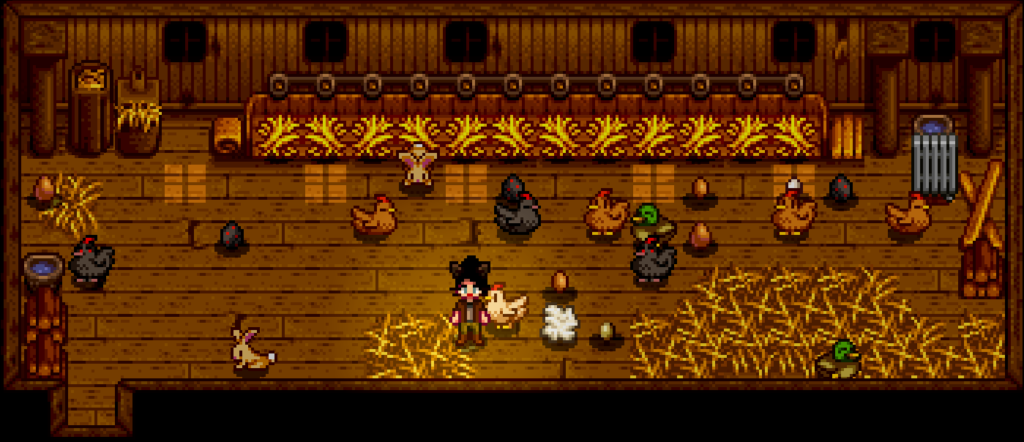 Stardew Valley Challenge Animal Farm