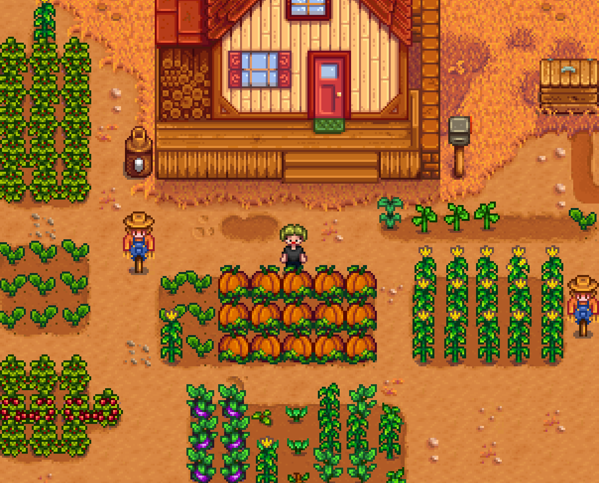 Stardew Valley Challenges
