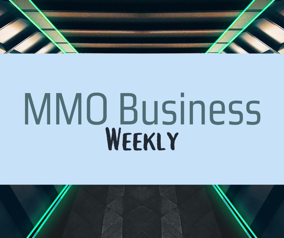 MMO Business Weekly: August 27, 2020