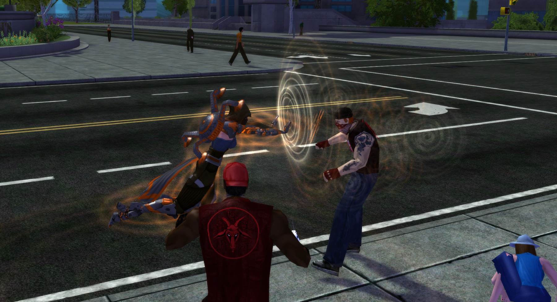 City of Heroes Homecoming Server Previews New Content