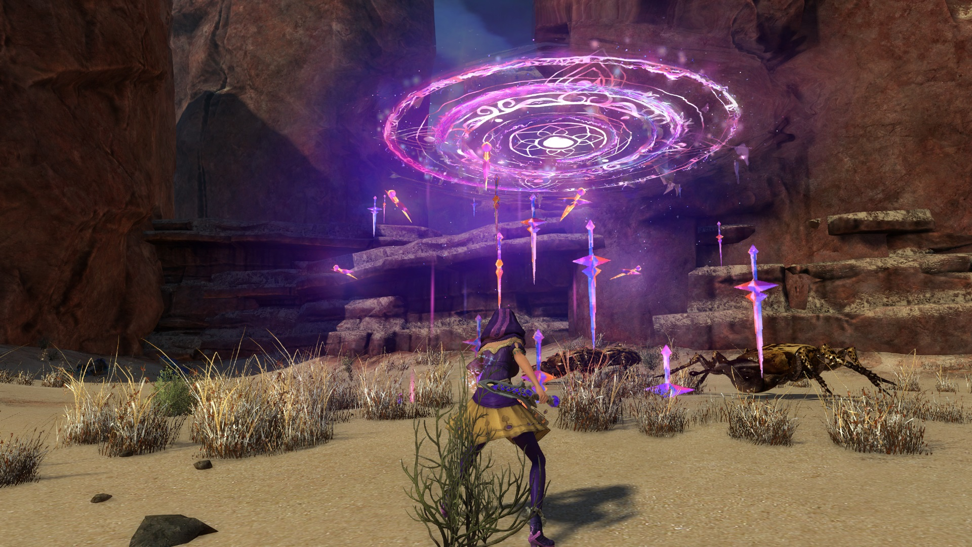 Guild Wars 2 End of Dragons Elite Specialization Beta 1 First Impressions